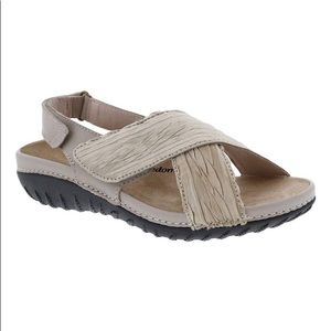 DREW Woman Bon Voyage Leather Sandals